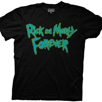Ripple Junction Rick and Morty Forever Adult T-Shirt