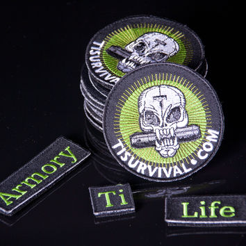 Morale Velcro Patches