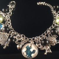 How to Train Your Dragon **Deluxe Glass** Charm Bracelet