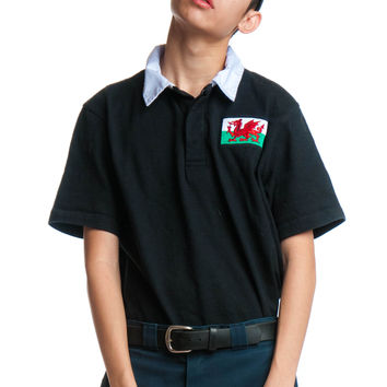 Not-Quite-Vintage 00's Maybe A Wales Rugby Shirt - M/L/XL