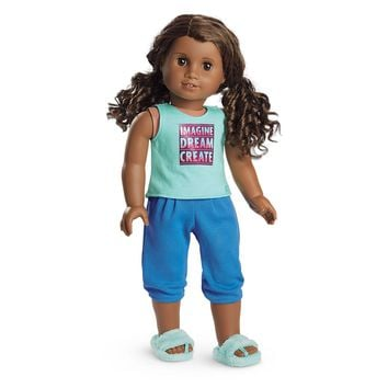 Gabriela's PJs for 18-inch Dolls
