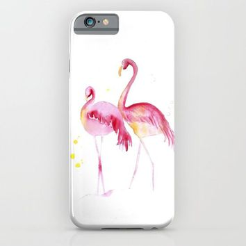 Flamengo iPhone & iPod Case by Salome