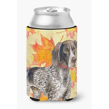 German Shorthaired Pointer Fall Can or Bottle Hugger BB9902CC
