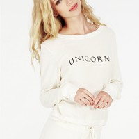 UNICORN BAGGY BEACH JUMPER