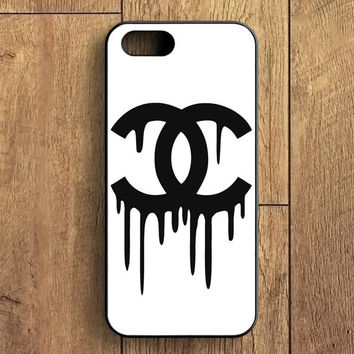 Chanel Blood iPhone 5 Case