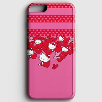 Hello Kitty Hearts iPhone 7 Case