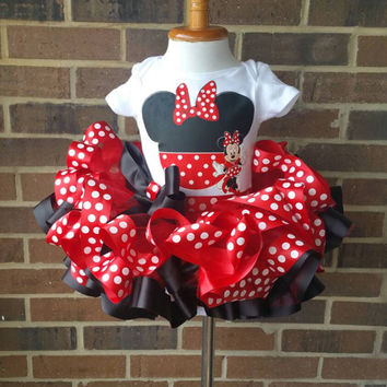 2c4b4f08ac977 Best Minnie Mouse Outfit With Tutu Products on Wanelo