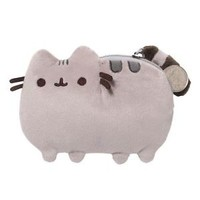 Pusheen The Cat Small Coin Purse Gund Girls Money Pouch Gift Free Shipping New