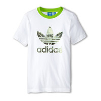 adidas Originals Kids Star Wars Yoda Tee (Little Kids/Big Kids)