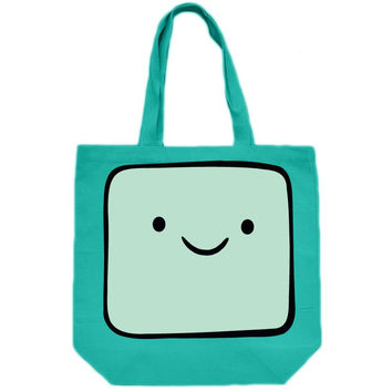 Adventure Time - BMO Face Tote Bag