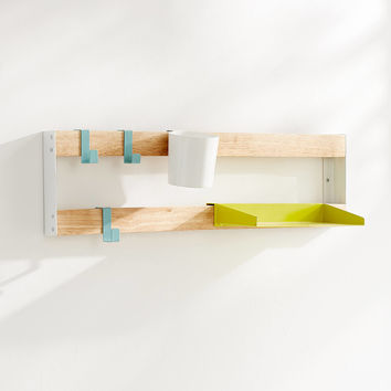 Harrison Customizable Storage Shelf | Urban Outfitters