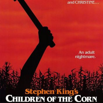 Children of the Corn 11x17 Movie Poster (1984)