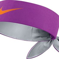 Nike Tennis Headband Tie Purple