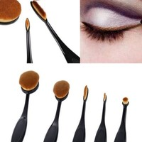 5pcs Makeup brush set - Boiicosmetics