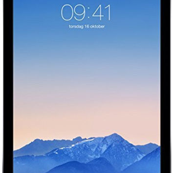 Apple iPad Air 2 MH2U2LL/A (16GB, Wi-Fi + Cellular, Space Gray) NEWEST VERSION