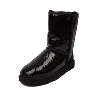 Womens UGG® Classic Short Sequin Boot