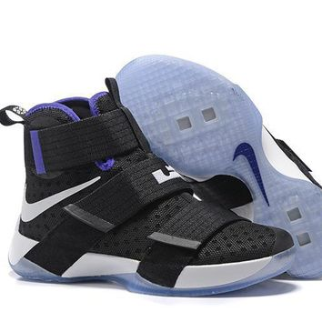Nike Lebron Soldier 10 Ep Space Jam Sneaker Us7-12 - Beauty Ticks