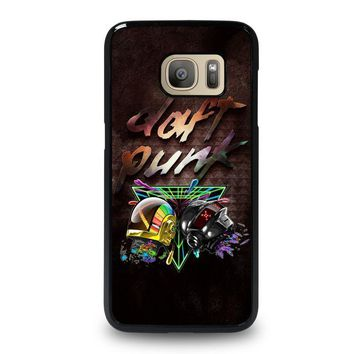 daft punk samsung galaxy s7 case cover  number 1