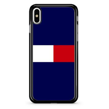 Tommy Hilfiger 19 iPhone X Case