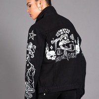 Pyramid Jacket - Black East London Streetwear Since 1991