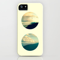 Days gone by iPhone & iPod Case by Claudia Owen