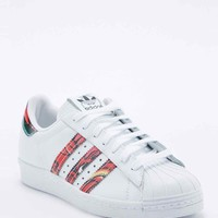 Adidas Rita Superstar 80s Trainers in White - Urban Outfitters