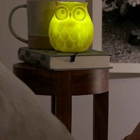 Light Sensor Owl Night Light
