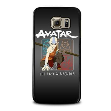 avatar last airbender samsung galaxy s6 case cover  number 1