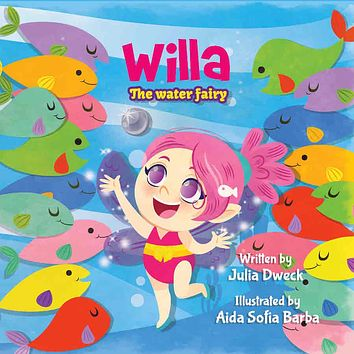 The Water Fairy Personalized Storybook - Soft Cover