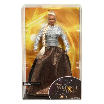 Disney Mrs. Which Doll Live Action Film A Wrinkle in Time Barbie Doll New Box