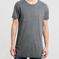 Selected Homme Grey T-Shirt - Men's T-shirts & Tanks - Clothing