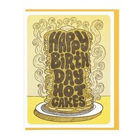 """Hotcakes"" Birthday Card"