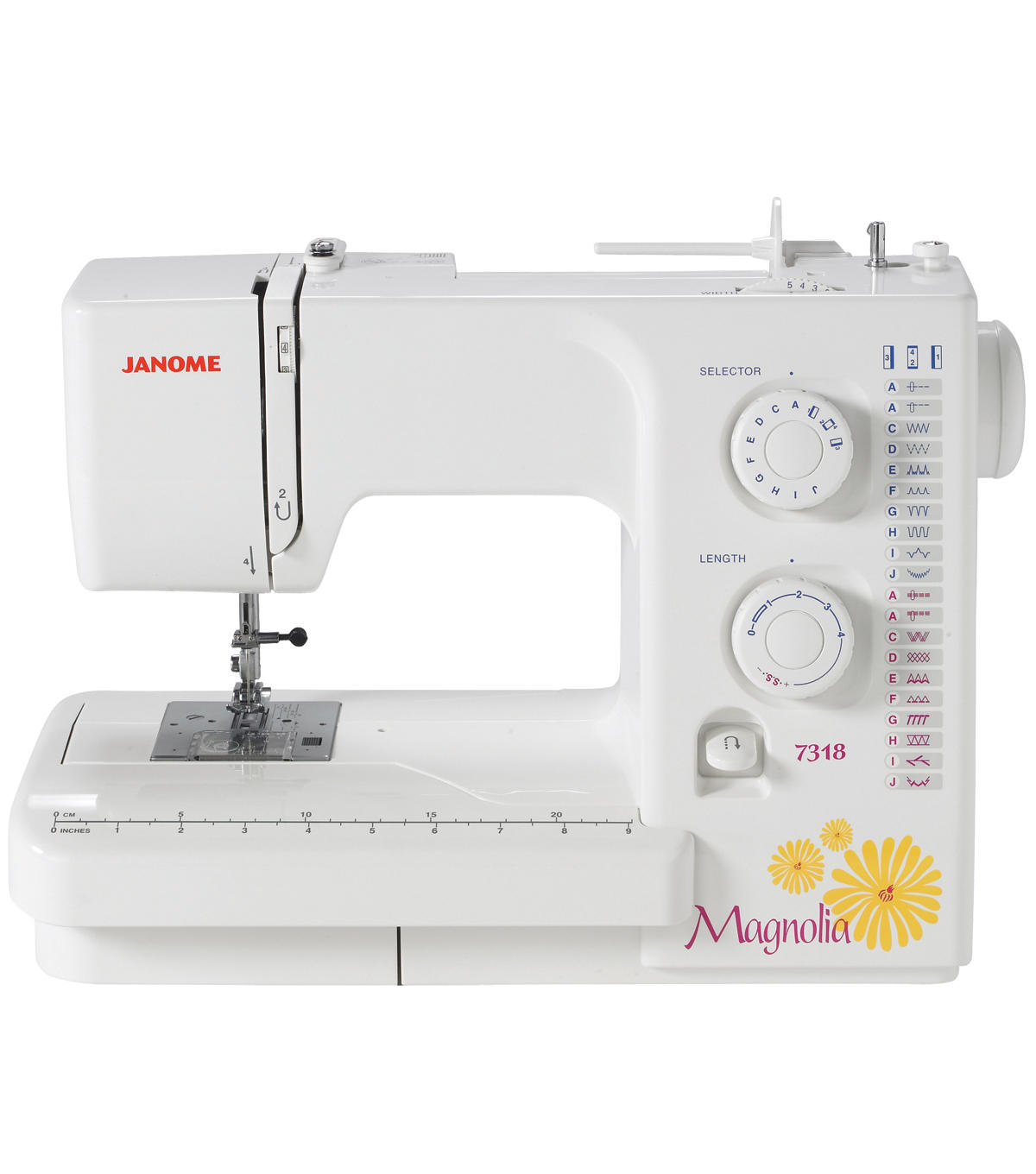 joann fabrics sewing machine