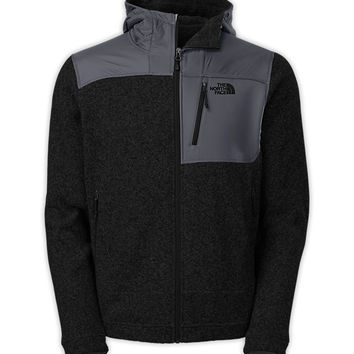 The North Face Men's Jackets & Vests FLEECE SWEATER MEN'S GORDON ANZA FULL ZIP HOODIE