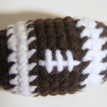 Amigurumi Football PDF Crochet Pattern INSTANT DOWNLOAD