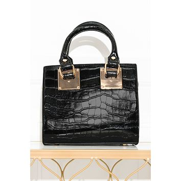 Meant To Be Bag Black