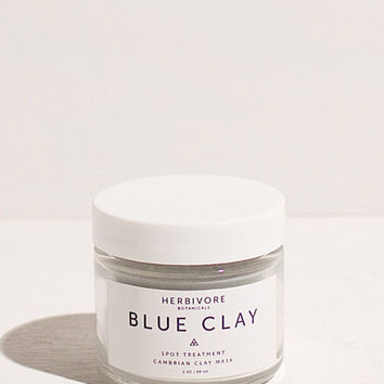 Blue Clay Dry Mask