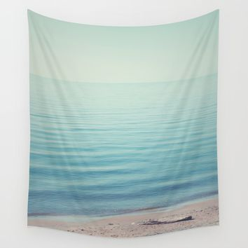 The Calm Wall Tapestry by Faded  Photos