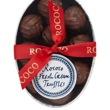 Rococo Milk Chocolate Fresh Cream Truffles | Chocolate Shop | Liberty.co.uk
