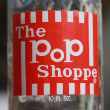 The Pop Shoppe ACL Soda Bottle Denver Colorado