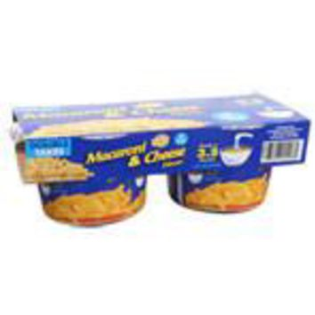 Double Takes Macaroni & Cheese Cups 2ct