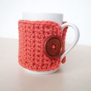 Cup cozy Mug sleeves Coffee mug cozy Tea cup cozy Coffee mug cozy Coffee cosy Knit mug warmer Crochet tea mug cover Drink cozy GIFT UNDER 10