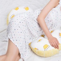 Pregnancy Body Pillow For Pregnant Women U Type Belly Support Pillow Side Sleeper Pillow Protect Waist Pregnancy Pillow
