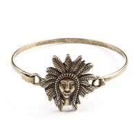 Totemic Chief Bangle