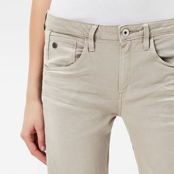 Arc 3D Low Waist Boyfriend Color Jeans | Mercury | G-Star RAW®