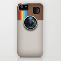 INSTAGRAM iPhone & iPod Case by Gal Ashkenazi