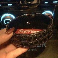 Supreme Fashion Ceramic Cigarette Ashtray