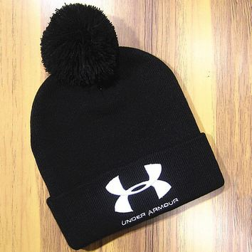 One-nice™ Perfect Under Armour Hip Hop Women Men Beanies Winter Knit Hat Cap