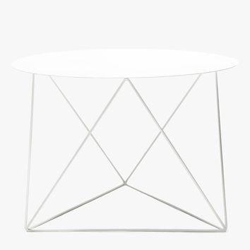Eric Trine / Octahedron Side Table
