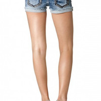 Miss Me Rodeo Wing Shorts